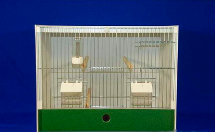 JH SINGLE BREEDING CAGE -  FINCH / CANARY ~ 61X40X40